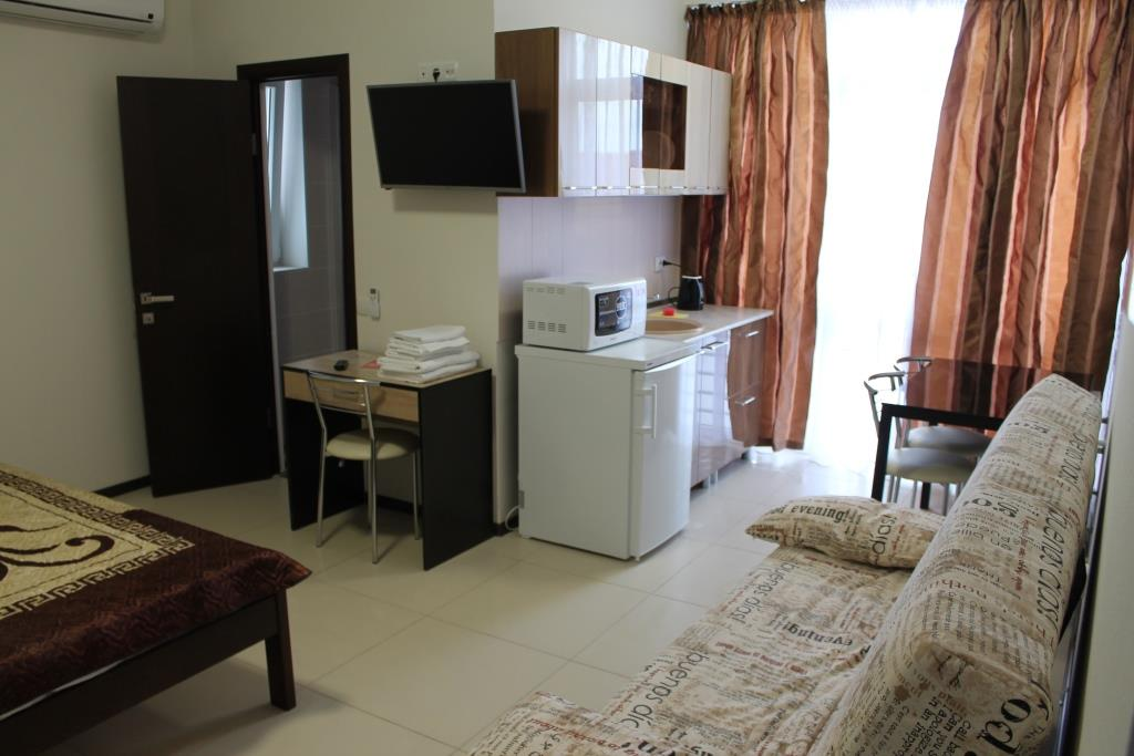 Апартаменты (3 этаж)