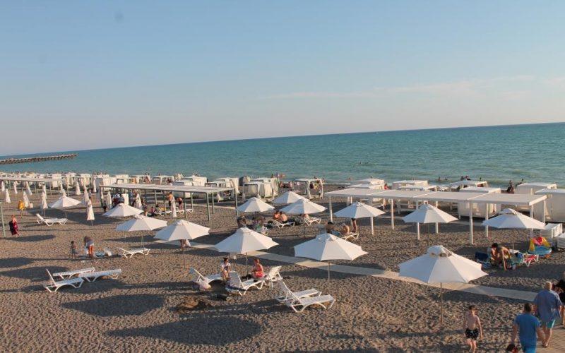Отдых у лучшего пляжа Крыма