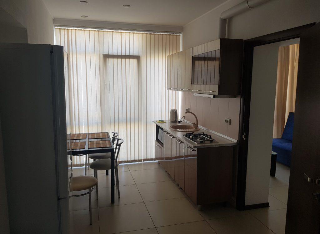 Апартаменты (3 этаж) с отдельной кухней